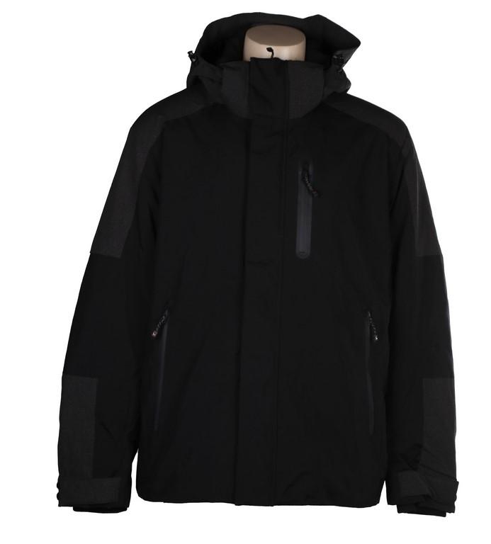 2 x HAWKE AND CO Men`s ``The Logan`` Ultimate Ski Jackets w/ Detachable Hoo