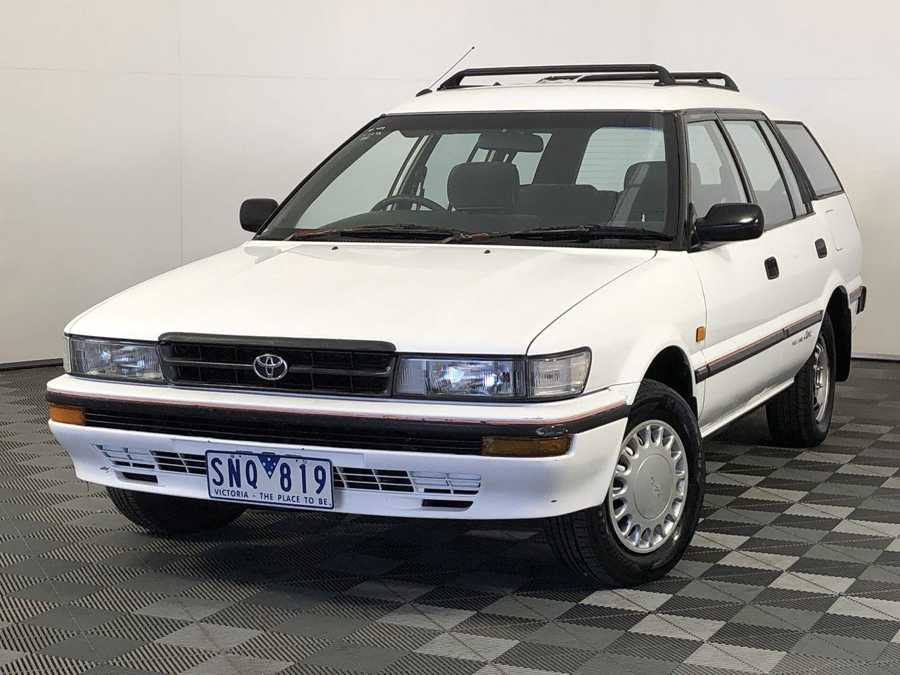 1993 Toyota Corolla CSI (4x4) AE95 Manual Wagon