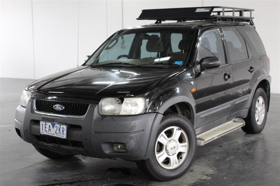 2003 Ford Escape XLT ZA Automatic Wagon