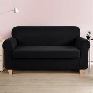 Artiss 2-piece Sofa Cover Elastic Stretc