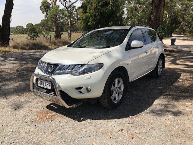 2009 Nissan Munaro Ti 4WD Automatic SUV (Kuitpo S.A.)