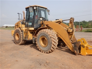 2012 Caterpillar 962H Integrated Tool Ca
