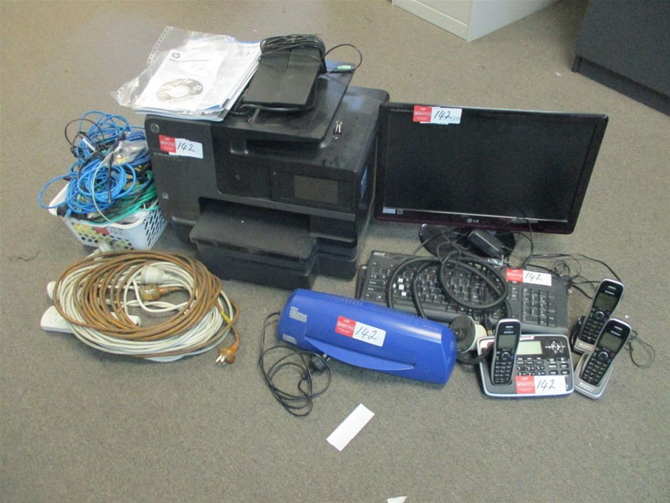 Qty 8 x IT Equipment and Accessories