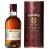 Aberlour 12YO Highland Single Malt Whisky (3 x 700mL), Scotland.