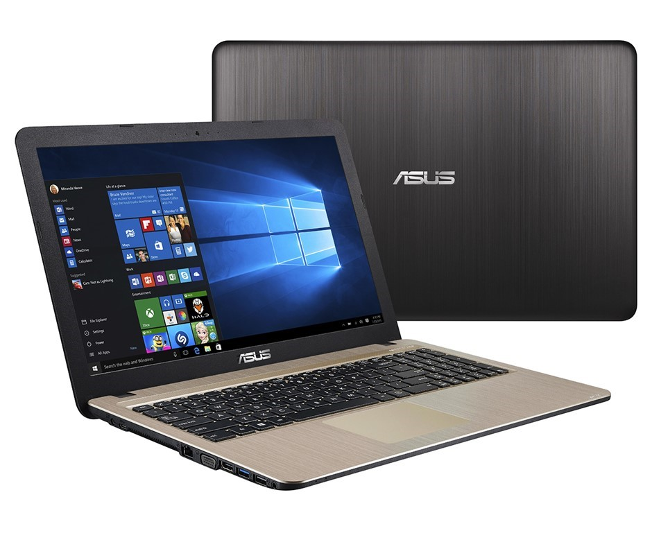 ASUS 15.6inch Vivobook Laptop, F540UA-GQ1043T, Black. Features: Intel Core