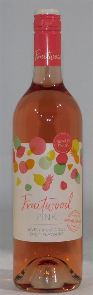 McWilliams Fruitwood Pink NV (12 x 750mL) SEA