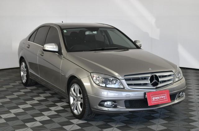 2007 Mercedes Benz C200 Kompressor Classic W204 Automatic Sedan