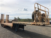 Drop Deck, Flat Top & Dolly Trailers Toowoomba