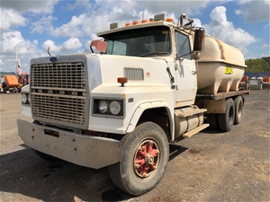 Ford Louiseville 6 x 4 Water Cart Truck