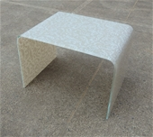 Bulk Quantities of Assorted Glass Tables, Various Styles