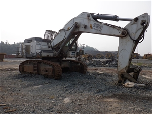 2012 Liebherr R984C Hydraulic Excavator