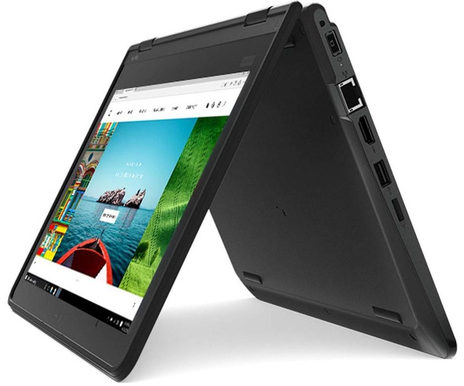 Lenovo ThinkPad Yoga 11e 5th Gen 11.6-inch Notebook, Black
