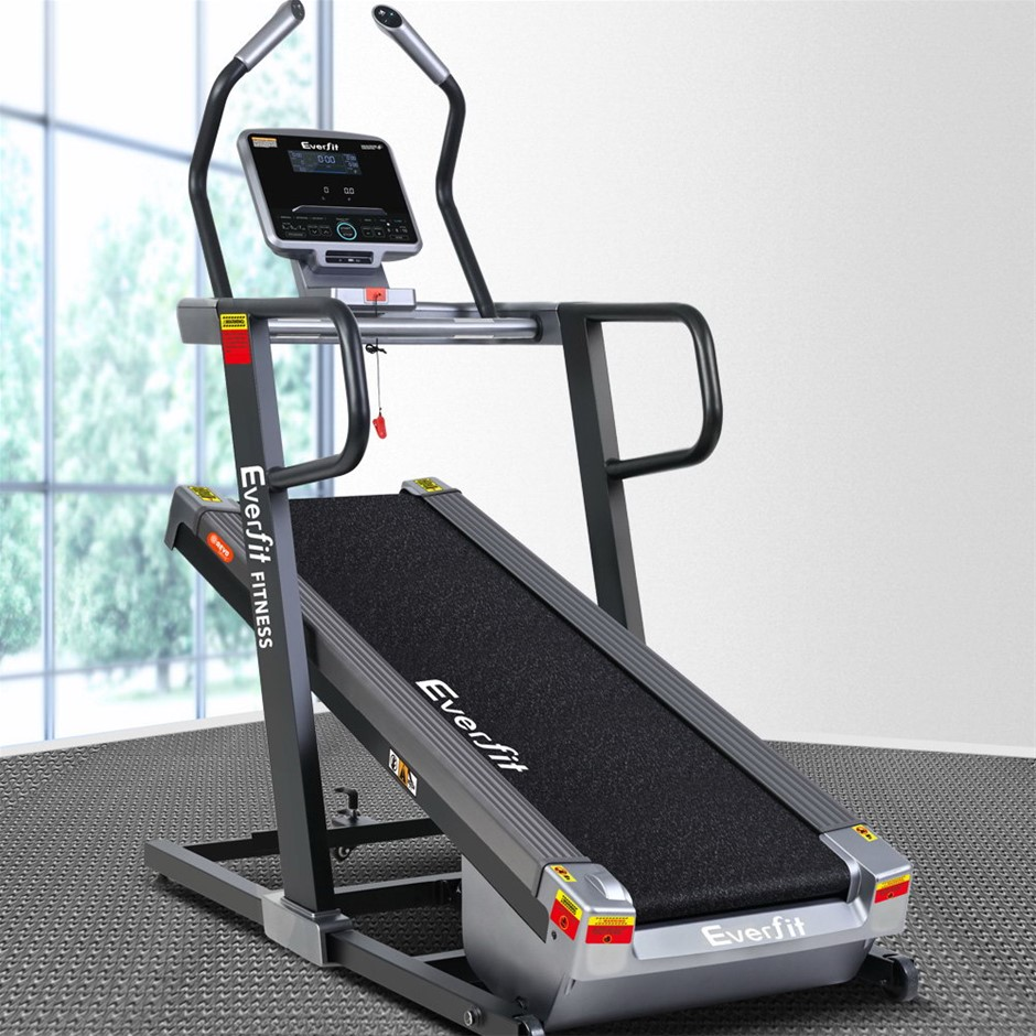 Everfit Electric Treadmill Auto Incline CM01 40 Level Incline Running