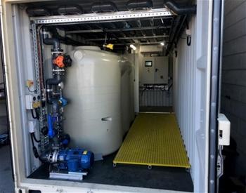 Unused – Media (Water) Filtration Plant
