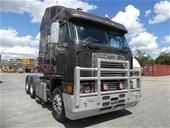 2007 Freightliner Argosy Bessie FL4 6 x 4 Prime Mover Truck