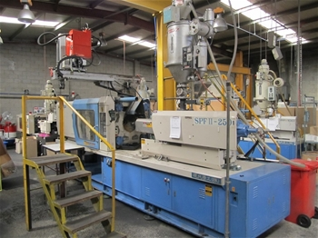 Injection Moulding Business Clearance