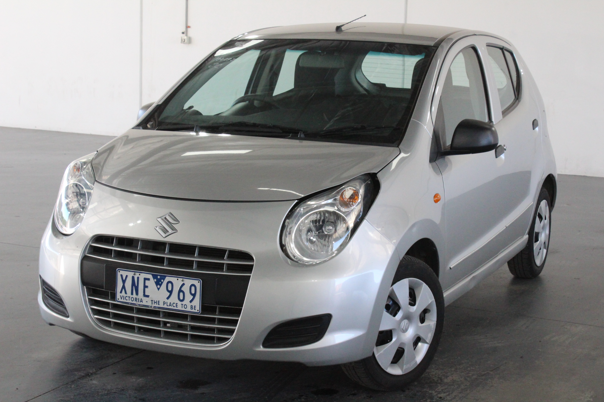 2010 Suzuki Alto GL GF Manual Hatchback
