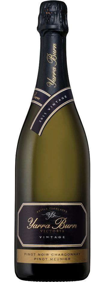 Yarra Burn Pinot Chardonnay Vintage 2016 (6 x 750mL), Yarra. VIC.