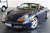 1998 Porsche Boxster 986 Manual Convertible