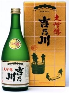 Yoshinogawa Daiginjo (6 x 720mL Giftboxe