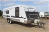 2010 Regal Caravans Sahara Tandem Car Carrier Trailer