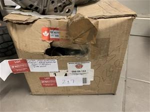1 x Unused AED 24v Alternator