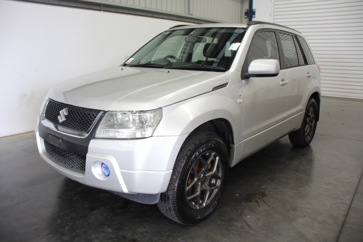 2005 Suzuki Grand Vitara (4x4) JT Manual Wagon