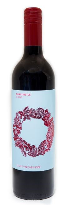 Karatta Wines Wild Flowers Dune Thistle Syrah 2016 (12 x 750mL) Robe
