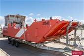 Barge Vessel & Power Boat Sale