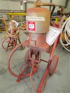 81da6d90a Graco King airless paint pump Auction (0147-3002660) | GraysOnline Australia