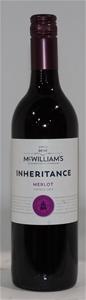 McWilliams Inheritance Merlot 2019 (12x