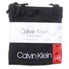 CALVIN KLEIN Women`s 2pc Sleepwear Set, Size S, Cotton/Elastane, Light Grey
