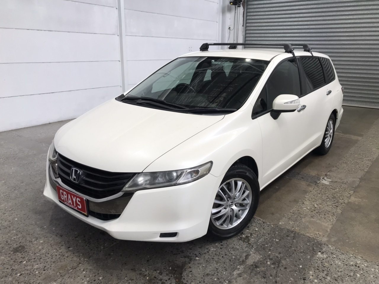2011 Honda Odyssey Automatic 7 Seats People Mover