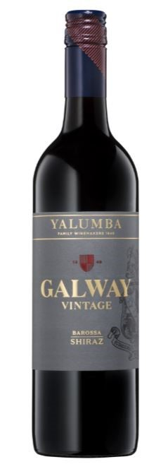 Yalumba Galway Vintage Traditional Shiraz 2017 (12x 750mL) Barossa, SA