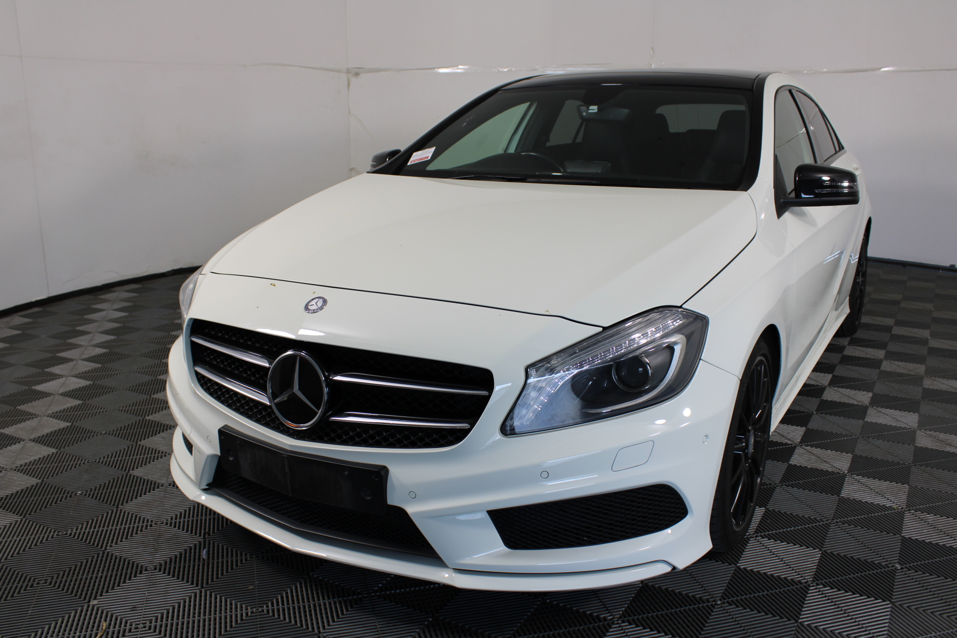 2012 MY13 Mercedes Benz A200CDi AMG VISION PACK 7sp Auto