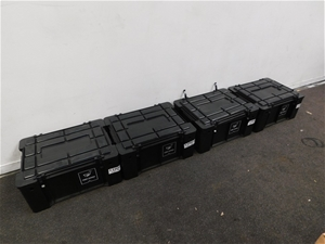 Qty 4 x Front Runner Storage Crates with