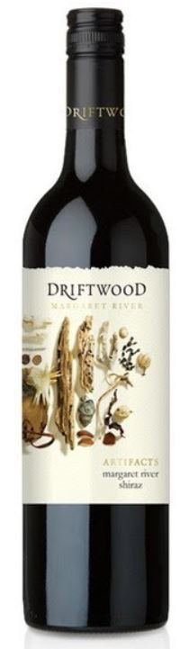 Driftwood Artifactcs Shiraz 2015 (12x 750mL). Margaret River, WA