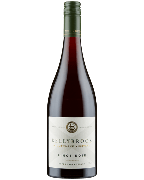 Kellybrook Willowlake Pinot Noir 2017 (6x 750mL). Yarra Valley, VIC