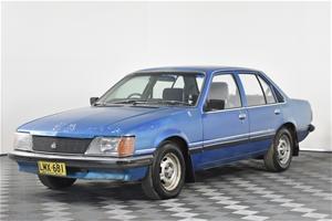 1981 Holden Commodore Vacationer VH Auto