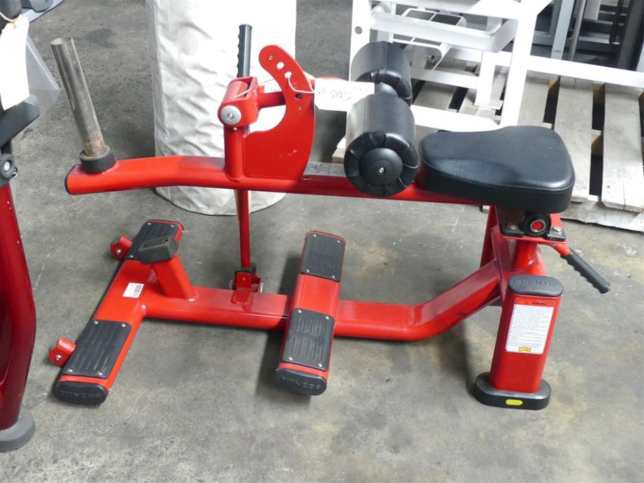 Fitness Seated Calf Machine