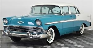 1956 Chevrolet Belair Manual Sedan