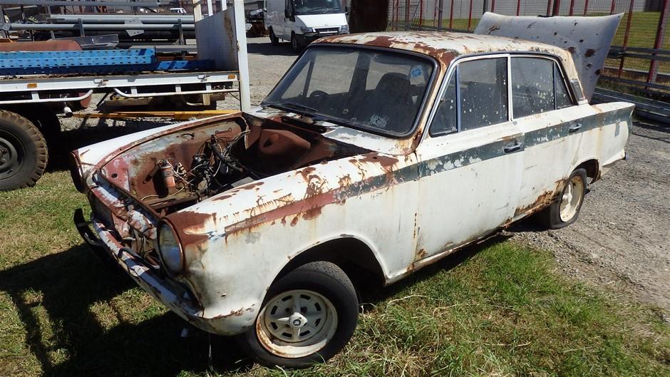 Ford MK 1 Circa 1965 Ford Cortina