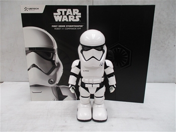 Ubtech First Order Storm Trooper Robot with Companion App