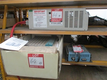 Qty 3 x Electrical Instruments Various