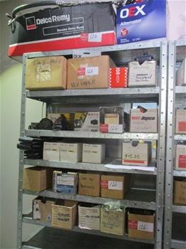 Automotive Electrical Spare Parts