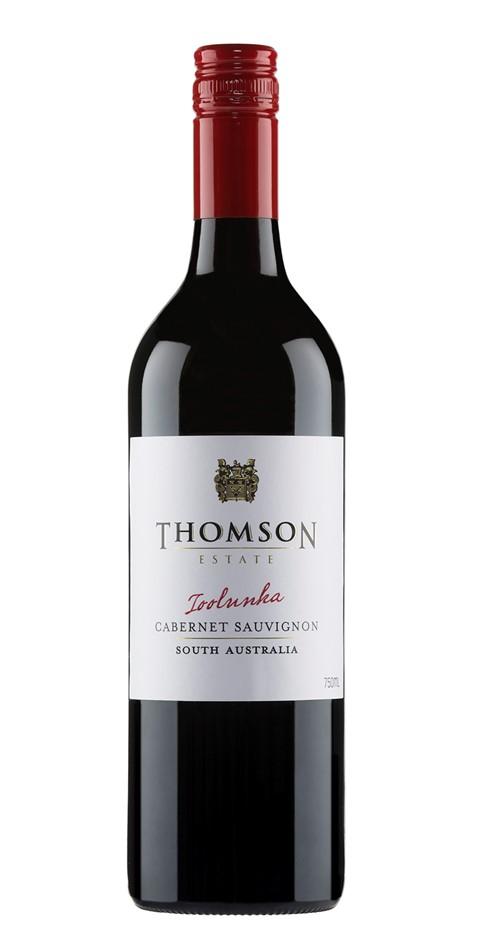 Thomson Estate Toolunka Cabernet Sauvignon 2019 (12 x 750mL) SA