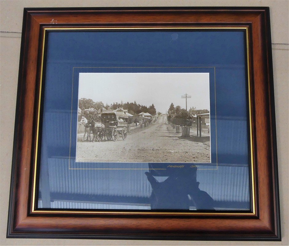 Pair of Penshurst Photographs
