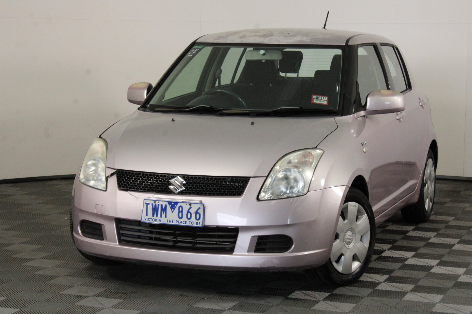 2005 Suzuki Swift EZ Automatic Hatchback