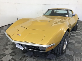 1971 Chevrolet Stingray Automatic Sedan