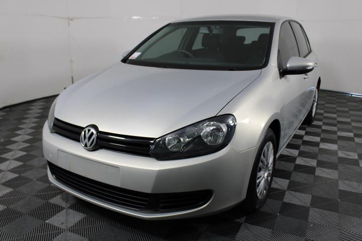 2012 Volkswagen Golf 77TSI Automatic Hatchback 110,402km